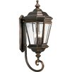 Crawford Incandescent 4 Light Outdoor Wall Lantern