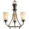 <strong>Progress Lighting</strong> Cantata 3 Light Mini Chandelier