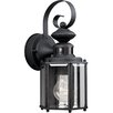 <strong>Progress Lighting</strong> Motion Sensor 1 Light Outdoor Wall Lantern