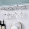 <strong>Wall Mount Wine Glass Rack</strong> by OIA