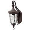 Hinkley Lighting Oxford 1 Light Small Outdoor Wall Lantern