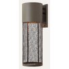 Hinkley Lighting Aria 1 Light Large Outdoor Wall Lantern