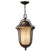 Hinkley Lighting Bolla 3 Light Outdoor Hanging Lantern