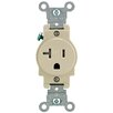 <strong>Leviton</strong> Single Power Temper Resistant Outlet