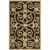 <strong>Chelsea Black Iron Gate Rug</strong> by Safavieh