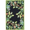 Safavieh Chelsea Black / Green Novelty Area Rug