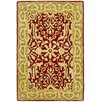 <strong>Silk Road Maroon/Ivory Rug</strong> by Safavieh