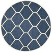 Safavieh Cambridge Navy Blue / Ivory Area Rug