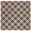 Safavieh Cambridge Dark Brown Area Rug