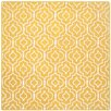 Safavieh Cambridge Gold & Ivory Area Rug
