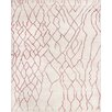 <strong>Moroccan Ivory/Pink Rug</strong> by Safavieh