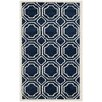 Safavieh Amherst Navy/Ivory Outdoor Area Rug