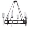 Safavieh Sunnycrest 6 Light Candle Chandelier