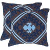 Safavieh Pete Decorative Pillow (Set of 2)