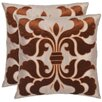 Safavieh Wickles Decorative Pillow (Set of 2)