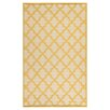 <strong>Safavieh</strong> Martha Stewart Ivory / Gold Floral Rug