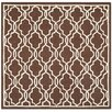 Safavieh Cambridge Dark Brown/Ivory Area Rug