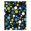 Safavieh Soho Black/Blue Area Rug