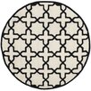 Safavieh Cambridge Ivory / Black Area Rug