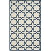 Safavieh Cambridge Ivory / Navy Area Rug