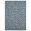 Safavieh Courtyard Persian Blue Area Rug