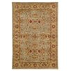 Safavieh Classic Light Green/Gold Kerman Rug