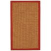 <strong>Sierra Beige/Red Rug</strong> by Safavieh