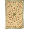 <strong>Safavieh</strong> Chelsea Beige/Green Rug