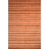 Tibetan Rust Stripes Rug