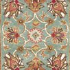 <strong>Heritage Blue/Brown Rug</strong> by Safavieh