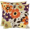<strong>Safavieh</strong> Lorenzo Cotton Decorative Pillow (Set of 2)