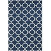 Safavieh Chatham Circle Dark Blue & Ivory Area Rug
