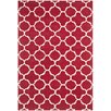Safavieh Chatham Red & Ivory Area Rug