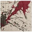 Safavieh Soho Beige / Red Rug