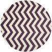 Safavieh Chatham Purple / Ivory Area Rug