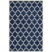 Safavieh Chatham Dark Blue/Ivory Moroccan Area Rug