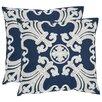 Safavieh Margaret Decorative Throw Pillow (Set of 2)