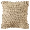 Safavieh Cali Shag Handloom Throw Pillow (Set of 2)