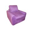 Fun Furnishings Micro Suede Kid's Chair Sleeper