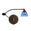 Besa Lighting Divi Swing Arm Wall Sconce