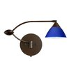 <strong>Besa Lighting</strong> Domi Swing Arm Wall Sconce