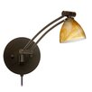 <strong>Divi Swing Arm Wall Sconce</strong> by Besa Lighting