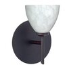 <strong>Besa Lighting</strong> Divi 1 Light Wall Sconce