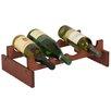<strong>Wooden Mallet</strong> Dakota 4 Bottle Wine Rack