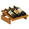 <strong>Wooden Mallet</strong> Dakota 3 Bottle Wine Rack