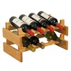 <strong>Wooden Mallet</strong> Dakota 8 Bottle Wine Rack