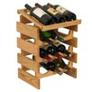<strong>Wooden Mallet</strong> Dakota 12 Bottle Wine Rack