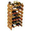 Wooden Mallet Dakota 28 Bottle Wine Rack