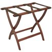 Wooden Mallet Deluxe Luggage Rack I