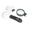 Carson 3-in-1 LED Removable Lens Magnifier Set